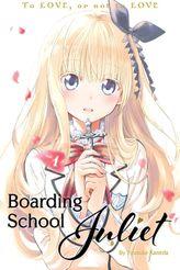 [FREE] Boarding School Juliet Volume 1 Chapters 1-2