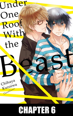 Under One Roof With the Beast (Yaoi Manga), Chapter 6