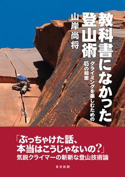 教科書になかった登山術 クライミングを楽しむための45の知恵-電子書籍