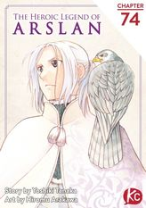 The Heroic Legend of Arslan Chapter 74