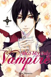 He's My Only Vampire, Vol. 10