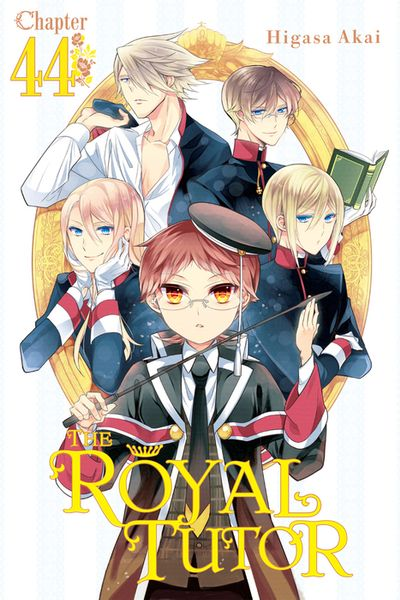 The Royal Tutor, Chapter 44