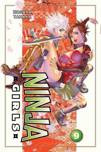 Ninja Girls 9
