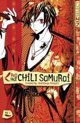 Red Hot Chili Samurai, Vol. 1