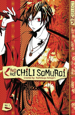 Red Hot Chili Samurai, Vol. 1-電子書籍
