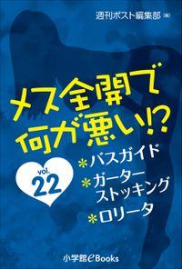 メス全開で何が悪い!? vol.22~バスガイド、ガーターストッキング、ロリータ~