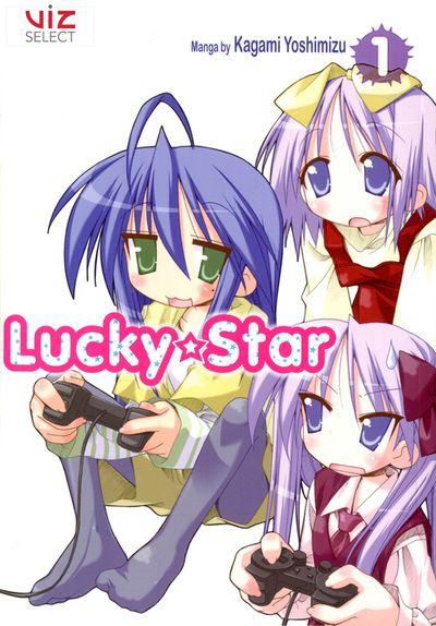 Lucky★Star, Vol. 1