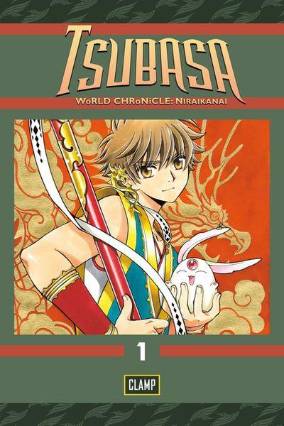 Tsubasa: WoRLD CHRoNiCLE: Niraikanai 1