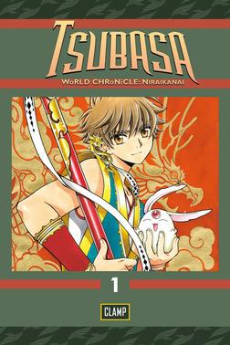 Tsubasa: WoRLD CHRoNiCLE: Niraikanai 1-電子書籍