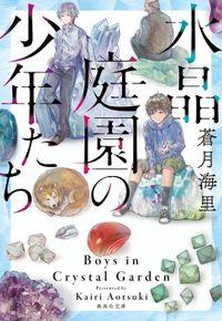 水晶庭園の少年たち(集英社文庫)