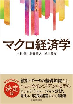 <サピエンティア>マクロ経済学-電子書籍