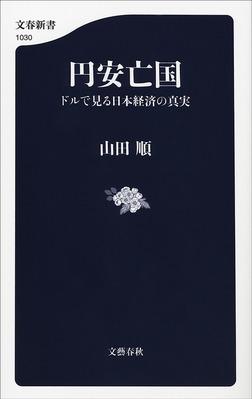 円安亡国 ドルで見る日本経済の真実-電子書籍