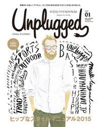HOUYHNHNM Unplugged(フィナムアンプラグド) ISSUE 01 2015 SPRING SUMMER