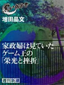 家政婦は見ていた ゲーム王の「栄光と挫折」-電子書籍