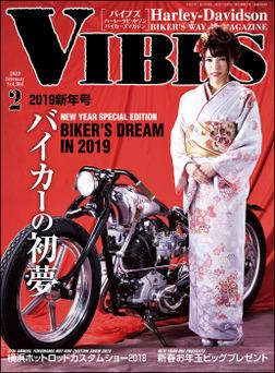 VIBES【バイブズ】2019年02月号-電子書籍
