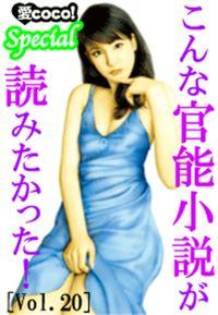 こんな官能小説が読みたかった!vol.20