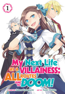 My Next Life as a Villainess: All Routes Lead to Doom! Vol. 1