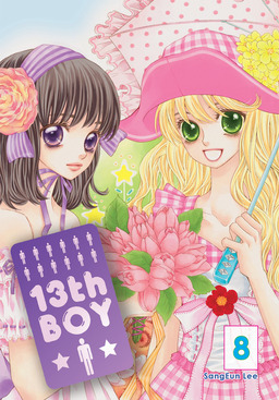 13th Boy, Vol. 8