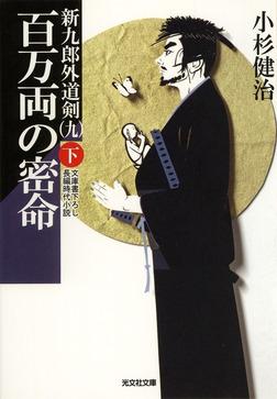 百万両の密命(下)~新九郎外道剣(九)~-電子書籍