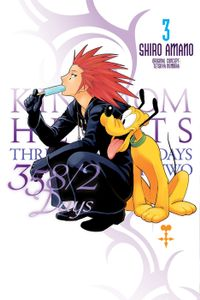 Kingdom Hearts 358/2 Days, Vol. 3