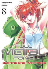 Full Metal Panic! Volume 8