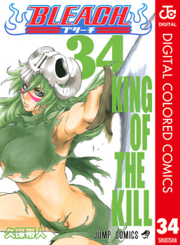 BLEACH カラー版 34-電子書籍