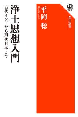 浄土思想入門 古代インドから現代日本まで-電子書籍