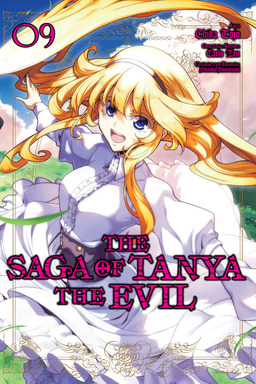 The Saga of Tanya the Evil, Vol. 9