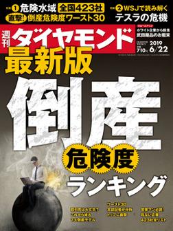 週刊ダイヤモンド 19年6月22日号-電子書籍