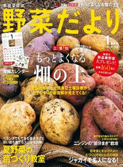 野菜だより2017年1月号-電子書籍