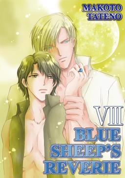 BLUE SHEEP'S REVERIE (Yaoi Manga), Volume 8