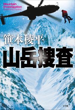 山岳捜査-電子書籍