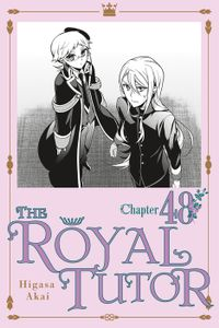The Royal Tutor, Chapter 48