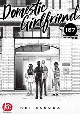 Domestic Girlfriend Chapter 167