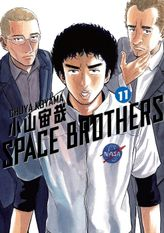 Space Brothers 11