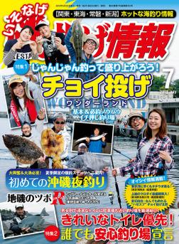 磯・投げ情報 2018年 07月号-電子書籍