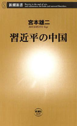 習近平の中国-電子書籍