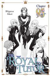 The Royal Tutor, Chapter 95