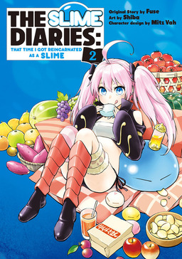 The Slime Diaries: That Time I Got Reincarnated as a Slime2