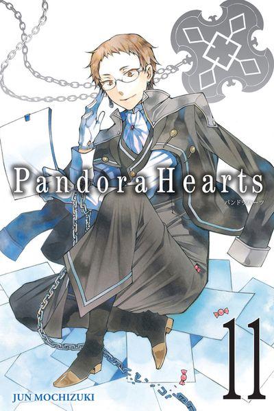 PandoraHearts, Vol. 11