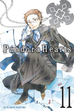 PandoraHearts, Vol. 11-電子書籍