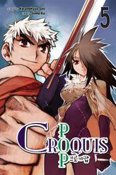 Croquis Pop, Vol. 5