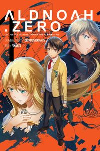 Aldnoah.Zero Season One, Vol. 1