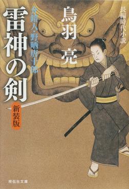 雷神の剣―介錯人・野晒唐十郎-電子書籍
