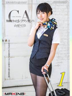 別顔キャビンアテンダント 1 由愛可奈-電子書籍