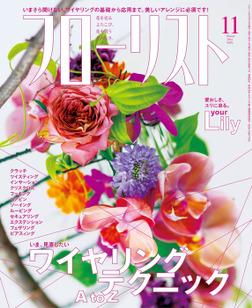 フローリスト2014年11月号-電子書籍