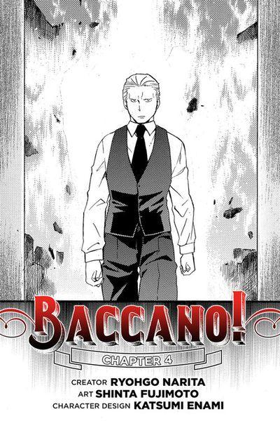 Baccano!, Chapter 4 (manga)