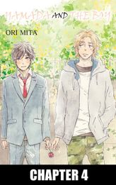 YAMADA AND THE BOY (Yaoi Manga), Chapter 4