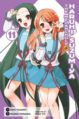 The Melancholy of Haruhi Suzumiya, Vol. 11 (Manga)