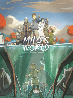 Milo's World - Volume 3-電子書籍